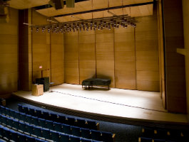Distler Performance Hall