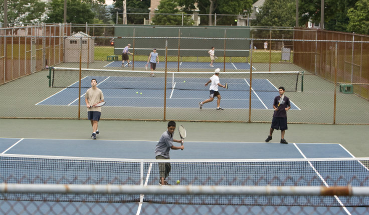 Voute Tennis Courts