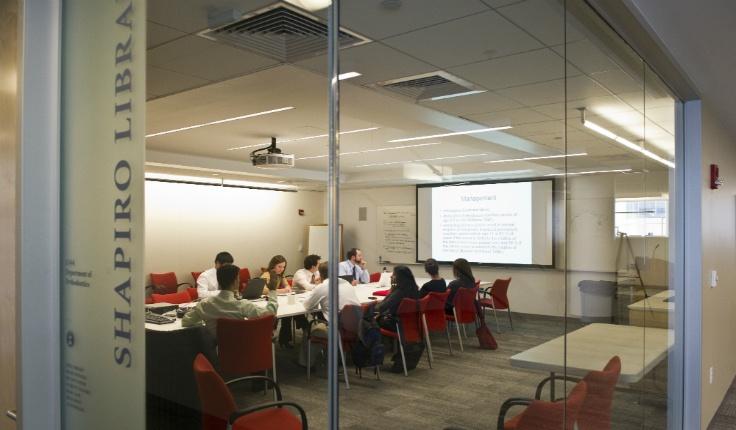 Shapiro Library Room